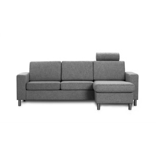 vendbar chaiselong sofa stofsofa