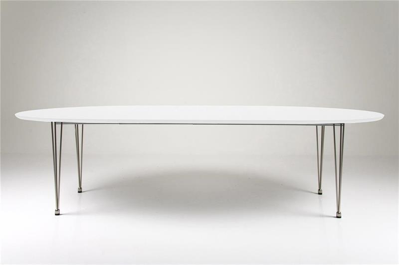 spisebord hvid Belina spisebord hvid med plader spisebord hvid