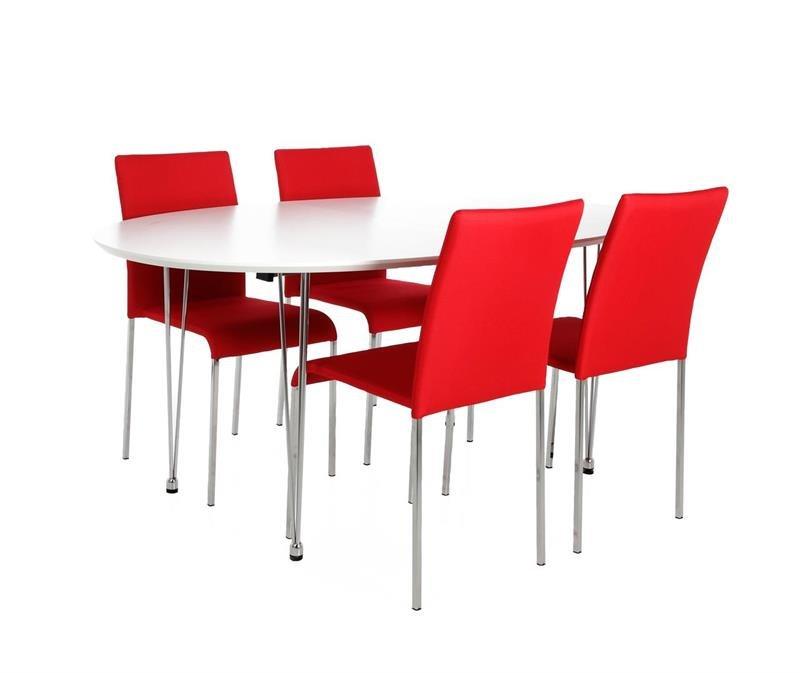 Robust spisebord i hpl   robust, flot og billigt