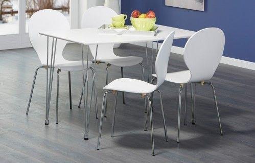 Stilig Billigt spisebord og stole JV-04