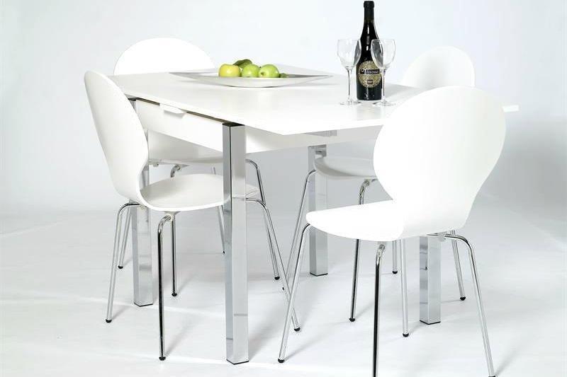 Lille bord med indbygget udtræk