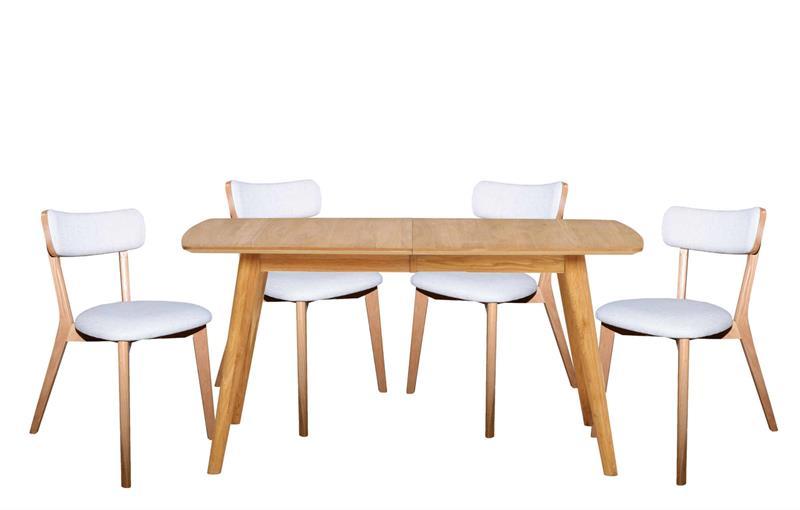 Topnotch Royal oak - lille spisebord i eg HW-27