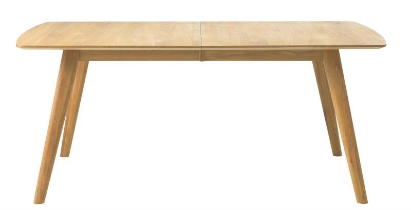Utestående Royal oak - lille spisebord i eg XR-31